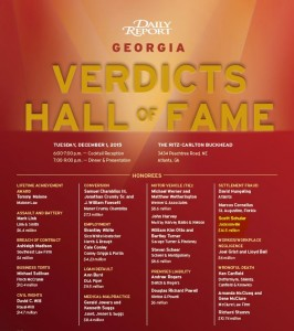 CSS Georgia Verdicts Hall of Fame