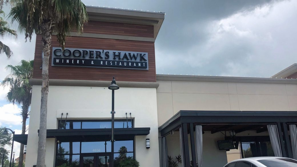 News4Jax Report: Food Poisoning at Cooper's Hawk Winery and Restaurant